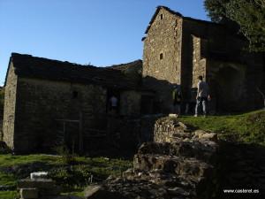 ruta 4x4 pueblos abandonados. Casteret