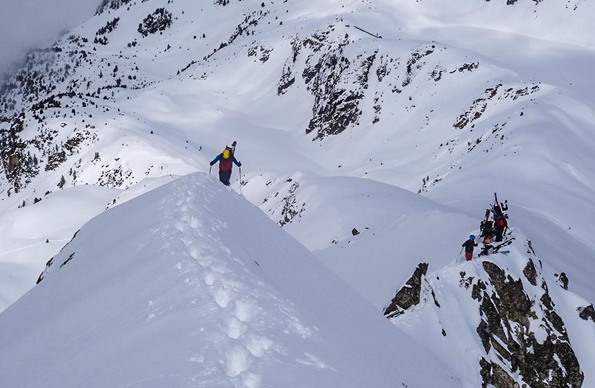 Guías de Montaña. Ascensiones en el Pirineo
